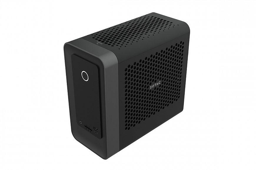 MAGNUS ONE мини-компьютер ZBOX E-серии от ZOTAC Technology