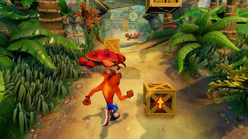 9. Crash Bandicoot N. Sane Trilogy