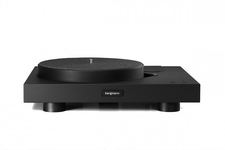 Проигрыватель винила с диском на воздушной подушке Bergmann Audio Modi