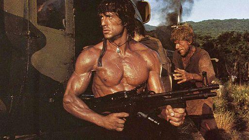 31. Рэмбо: Первая кровь 2 / Rambo: First Blood Part II (1985)