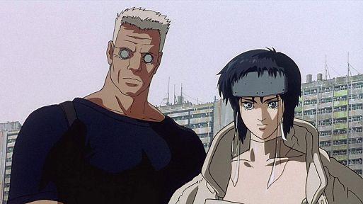 29. Призрак в доспехах / Kô kaku Kidô tai (1995)