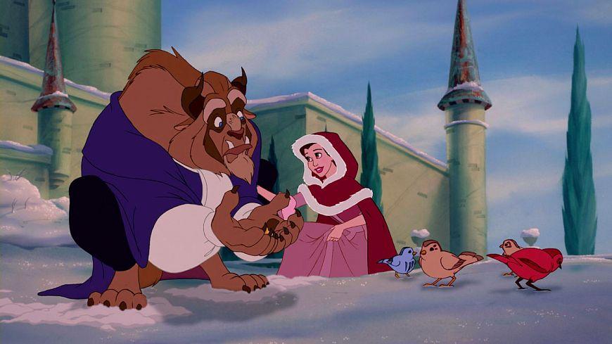 3. Красавица и чудовище / Beauty and the Beast (1991)