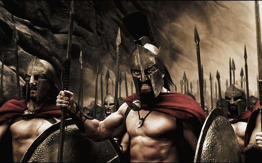 «300 спартанцев» / 300 (2006)