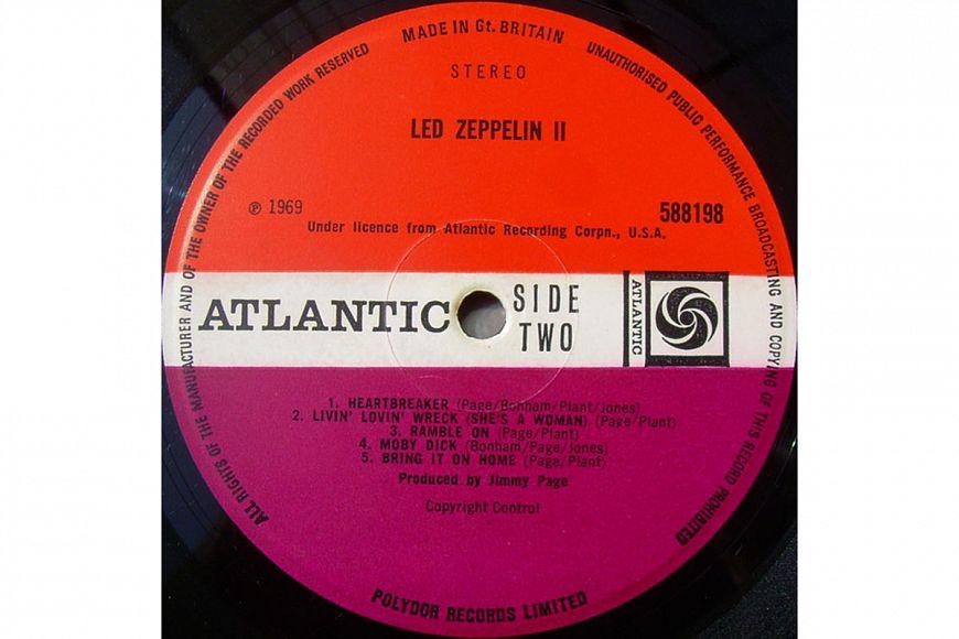 Led Zeppelin «Led Zeppelin II»