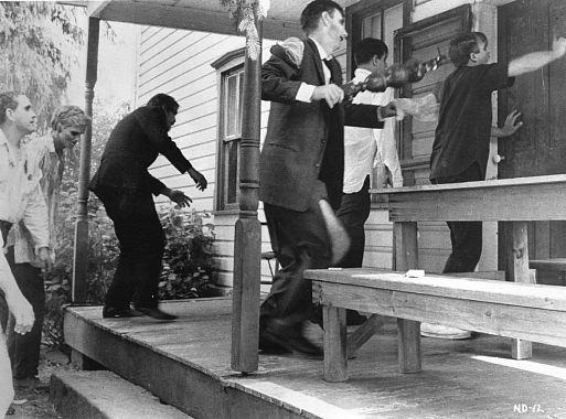 «Ночь живых мертвецов» / Night of the Living Dead (1968)