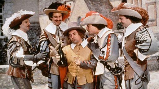 7 лучших фильмов про трех мушкетеров