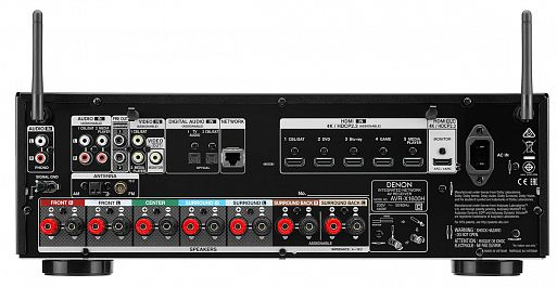 AV-ресивер Denon AVR-X1600H