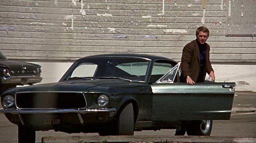 «Детектив Буллитт» / Bullit (1968)