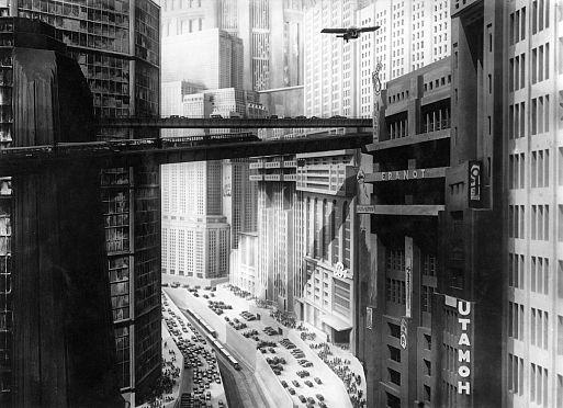 Метрополис / Metropolis (1927)