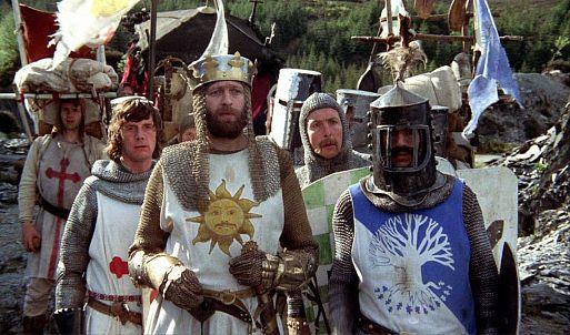 «Монти Пайтон и Священный Грааль» / Monty Python and the Holy Grail (1975)