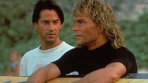 «На гребне волны» / Point Break (1991)