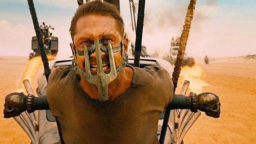 34. Безумный Макс: Дорога ярости / Mad Max: Fury Road (2015)
