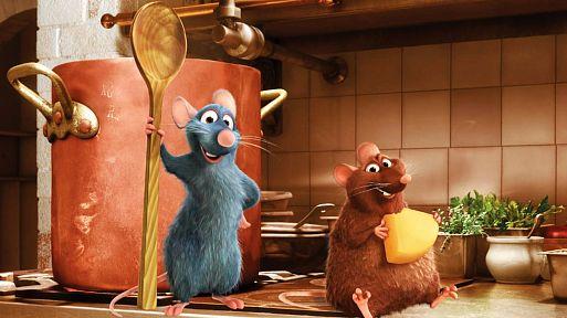 «Рататуй» / Ratatouille (2007)