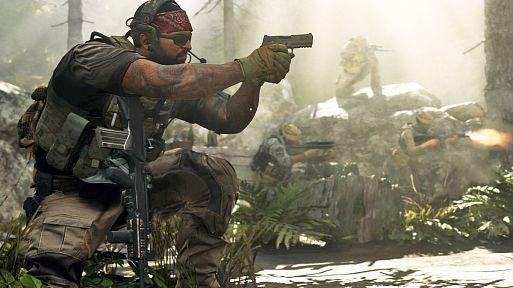 4. Call of Duty: Modern Warfare