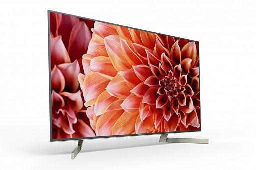 Телевизоры Sony BRAVIA серии XF90