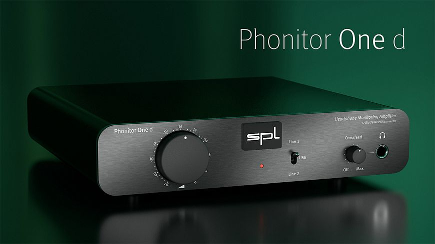 SPL Phonitor One / Phonitor One D