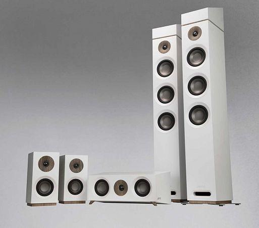 Комплект акустики для домашнего кинотеатра Jamo S 809 HCS