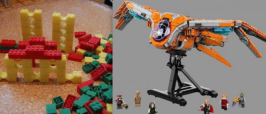 1. Конструктор / Lego