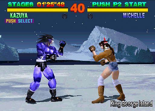 Tekken (1994)