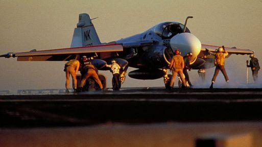 Полет «Нарушителя» / Flight of the Intruder (1991)
