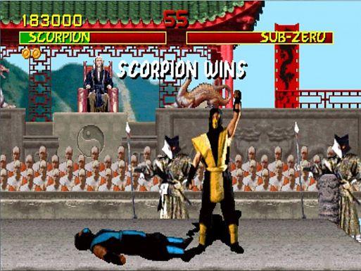 Mortal Combat (1992)