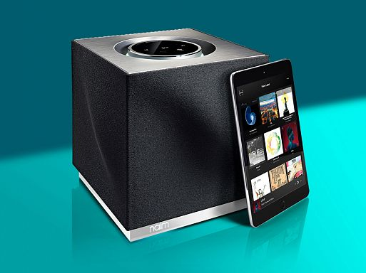 Беспроводная музыкальная система Naim Mu-so Qb второго поколения
