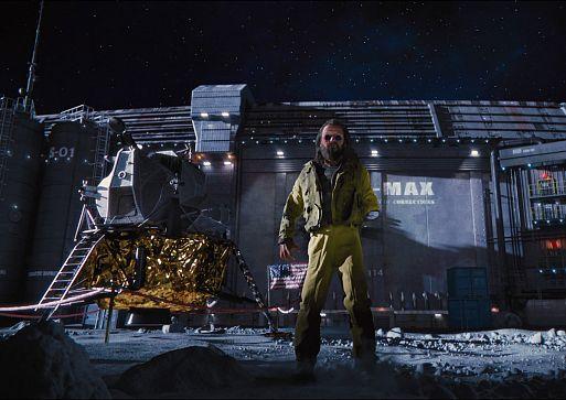 Лунный модуль «Люди в черном 3»
