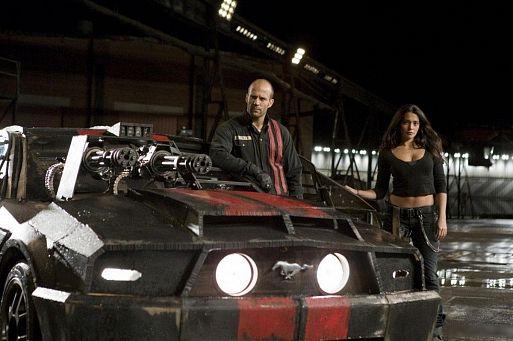 «Смертельная гонка» / Death Race (2008)