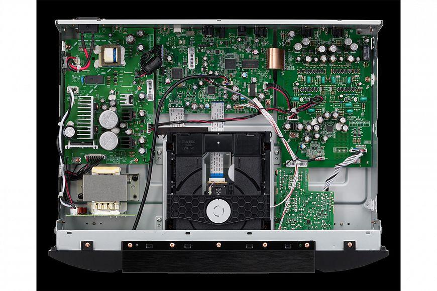 Marantz CD6007 — новый проигрыватель компакт-дисков с чипами ЦАП AK4490