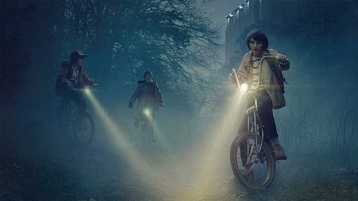 «Очень странные дела» / Stranger Things (2016, 2 сезона)