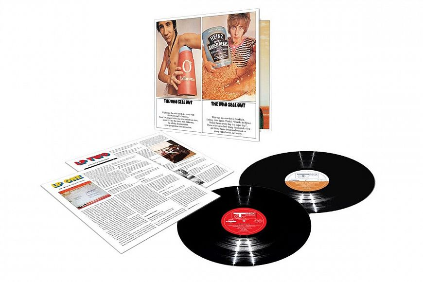 The Who «The Who Sell Out: Deluxe Stereo Remaster»
