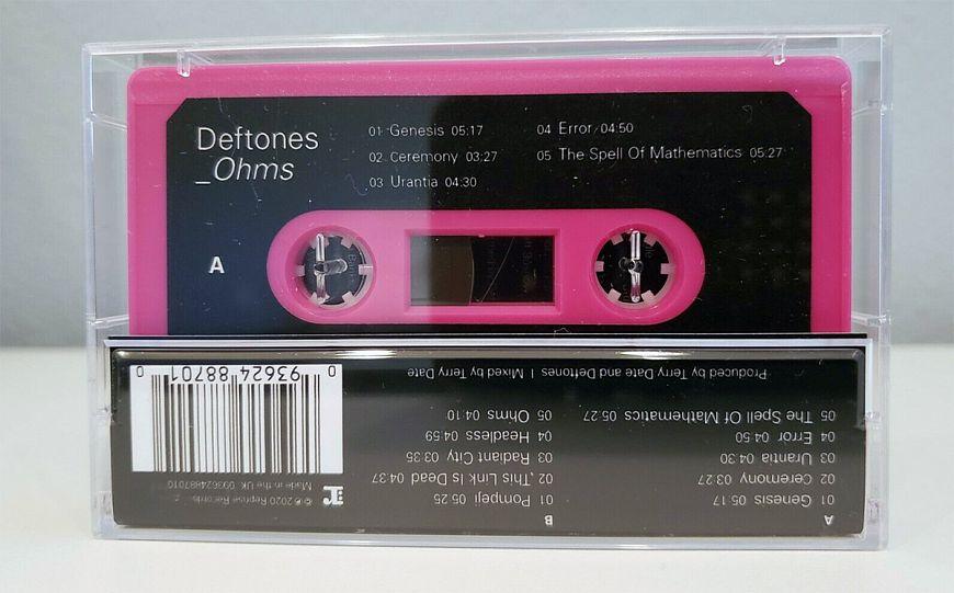 Deftones  «Ohms»