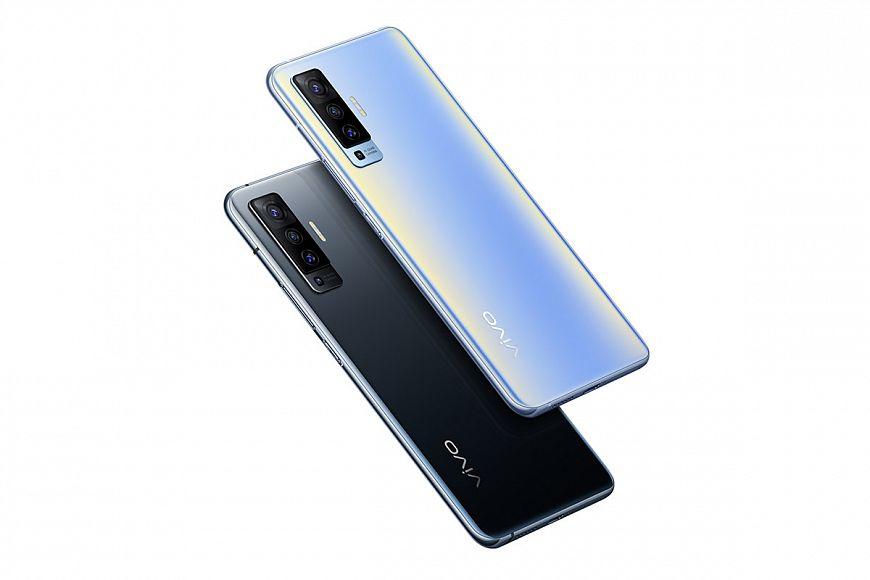 Смартфон vivo серии X50