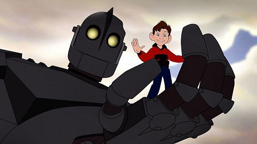 47. Стальной гигант / The Iron Giant (1999)