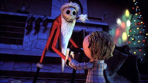 «Кошмар перед Рождеством» / The Nightmare Before Christmas (1993)