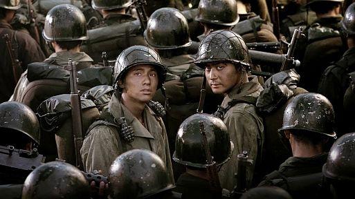 48. 38-я пaраллель / Taegukgi hwinalrimyeo (2004)