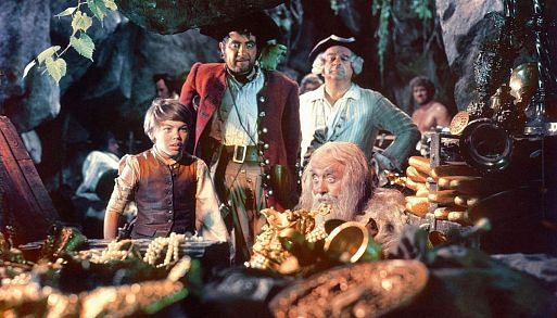 «Остров сокровищ» / Treasure Island (1950)