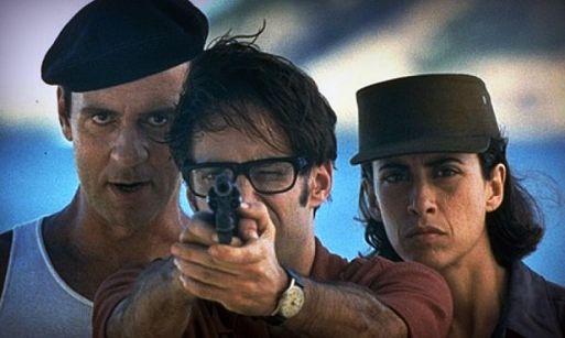 Четыре дня в сентябре / O Que É Isso, Companheiro? (1997)