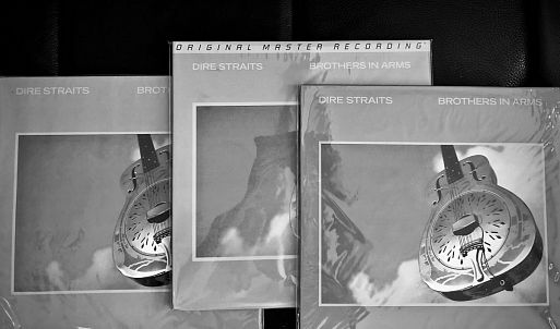 LP Dire Straits «Brothers In Arms»