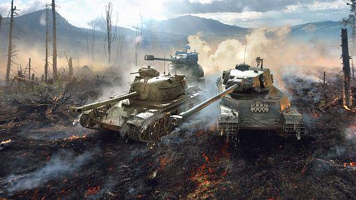 Кибертурнир по World of Tanks