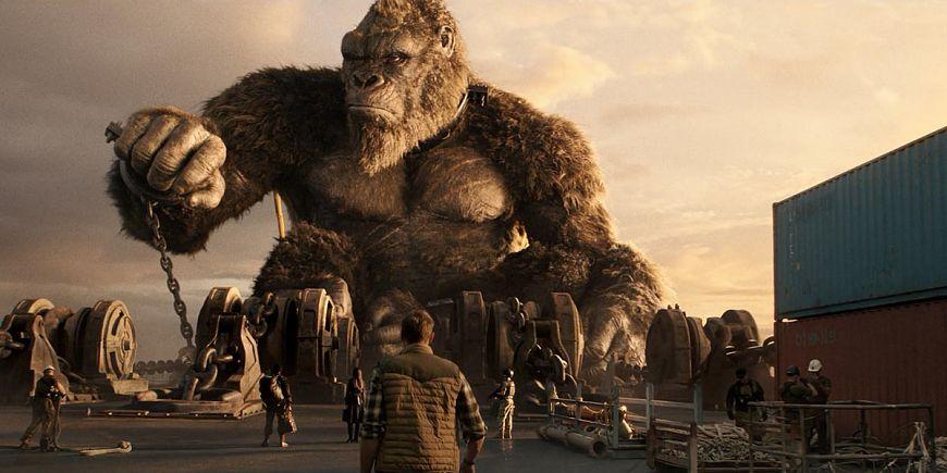 Годзилла против Конга / Godzilla vs. Kong (2021)