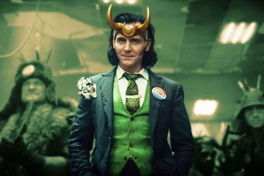 Локи / Loki (2021)