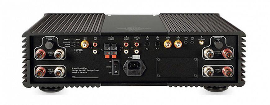 Интегральный усилитель DA&T K-422 Bi-amplifier