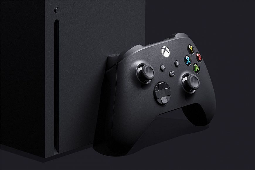 Игровая консоль Microsoft Xbox Series X