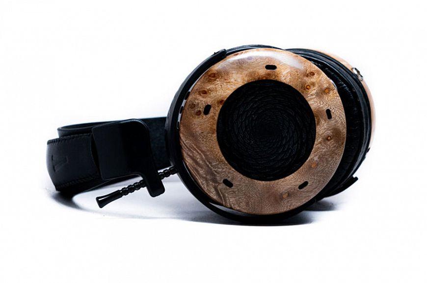 Наушники ZMF Headphones Verite с чашками из камфорного дерева