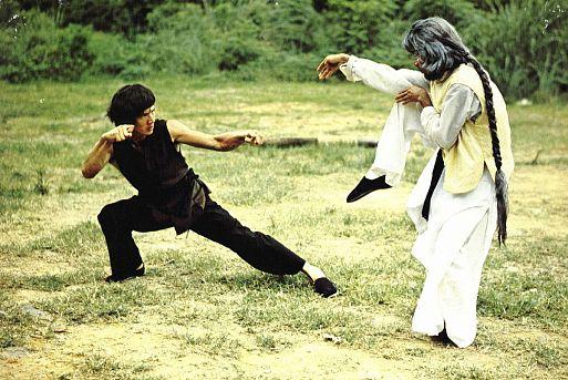 «Шаолинь против ниндзя» / Shao Lin tong zi gong (1983)