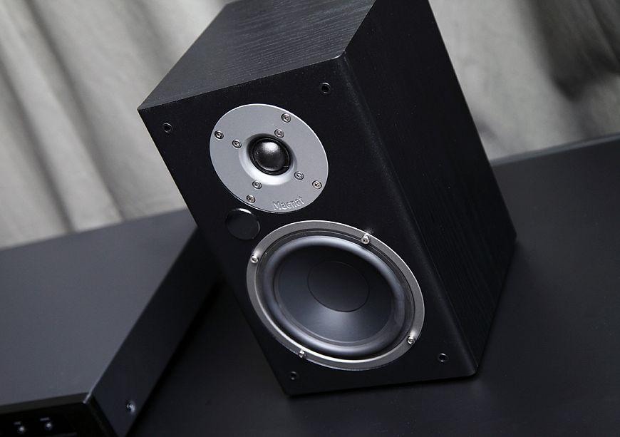 Полочные Bluetooth-мониторы Magnat Monitor Active 2000
