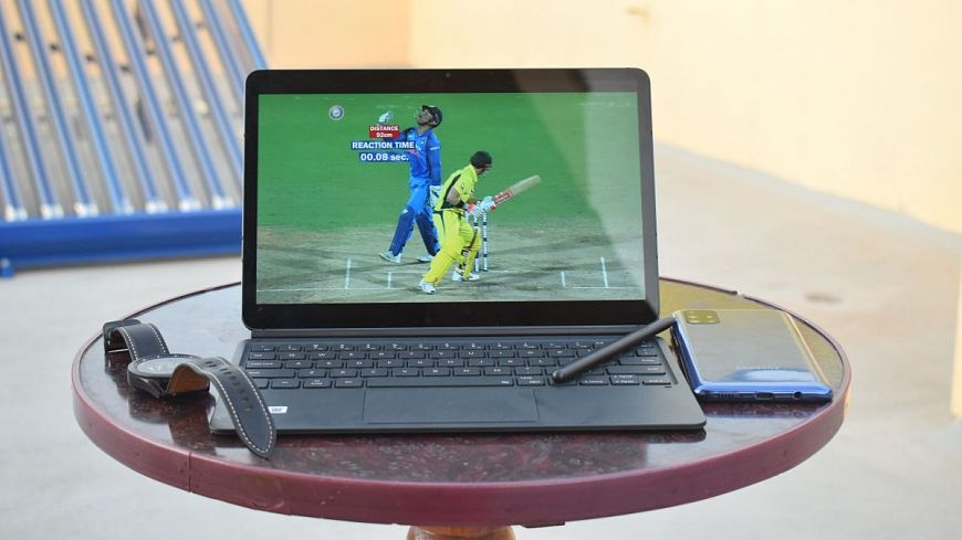 Планшетный компьютер Samsung Galaxy Tab S7 FE