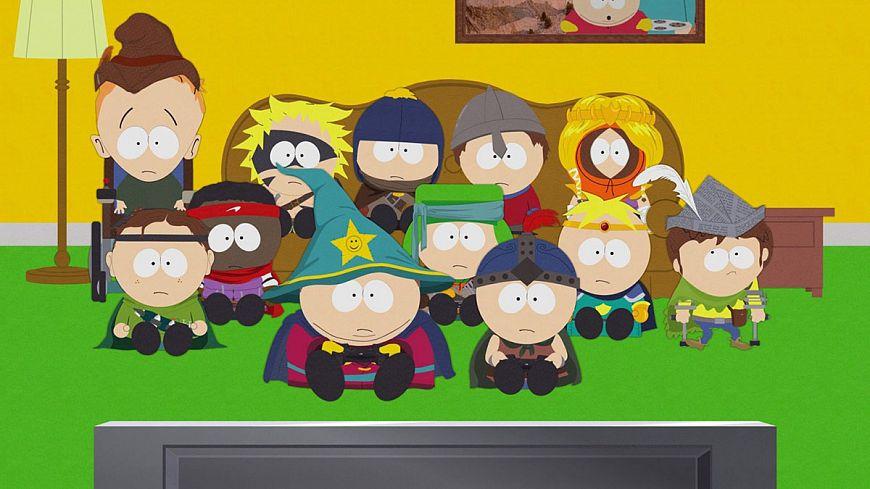 Южный Парк / South Park (1997 – наст.время)