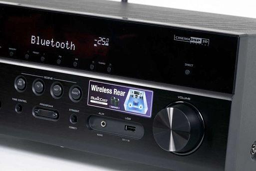 AV-ресивер Yamaha RX-V485